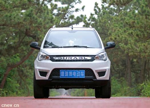 "E车测评丨德瑞博新锐FS告诉你什么是""高颜值+硬实力"""